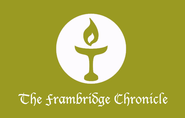 Frambridge Chronicle – October 2017