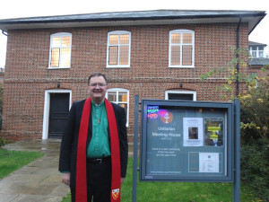 Gathering | Service @ Unitarian Meeting House | Framlingham | United Kingdom